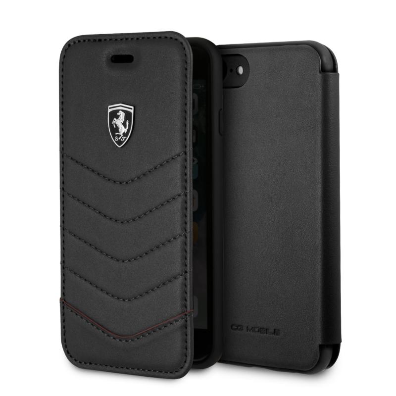iPhone X(S) - BOOKTYPE  - Heritage - Black
