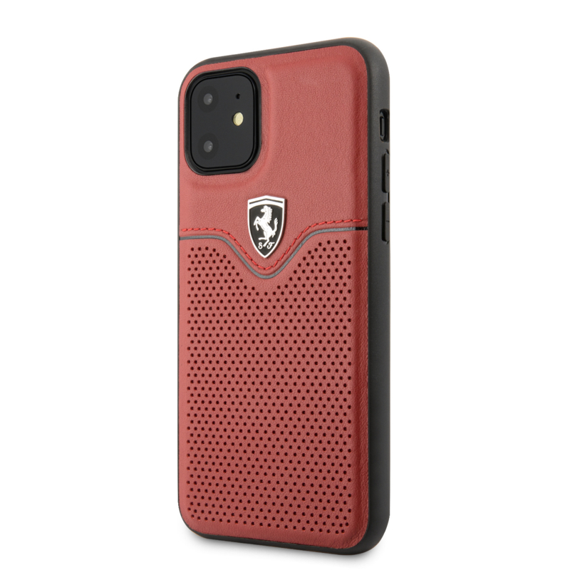 iPhone 11  - HARDCASE - Victory - Red