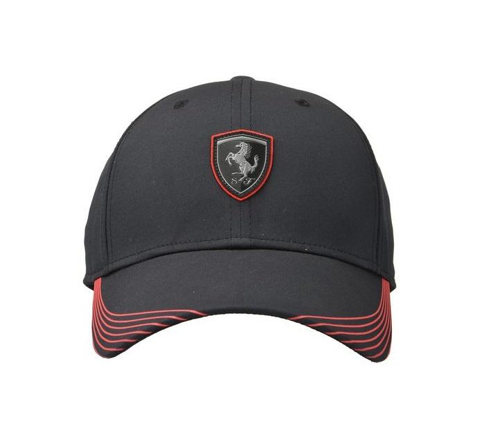 Ferrari Red Stripe Cap