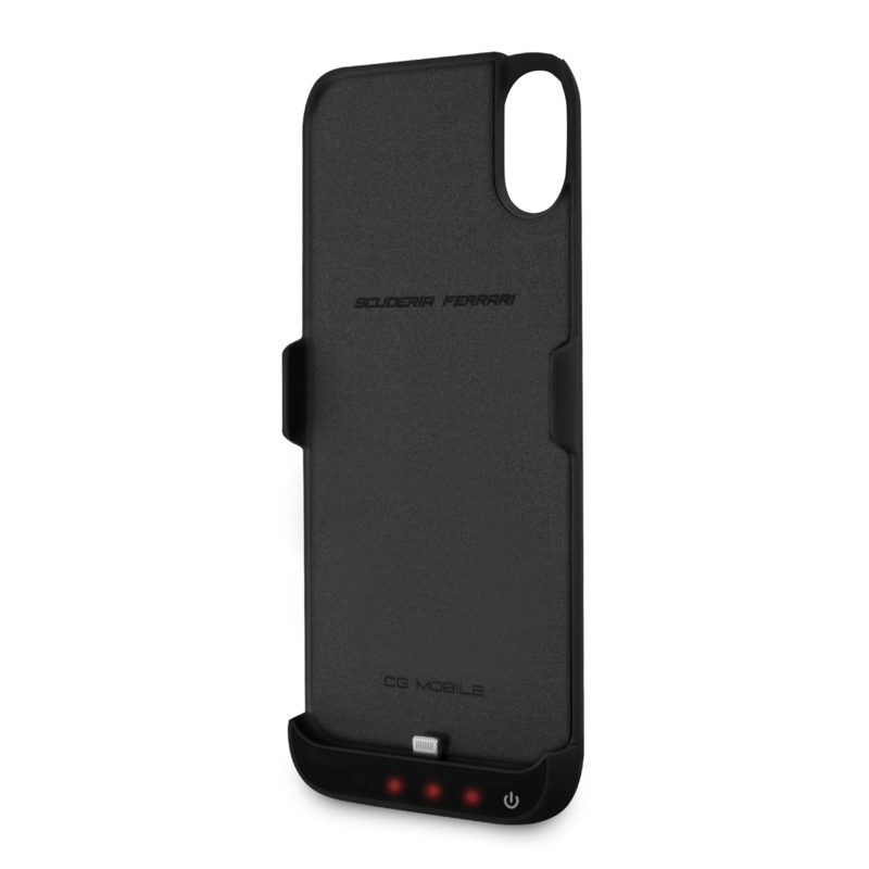 iPhone - POWERCASE - Off Track - Black