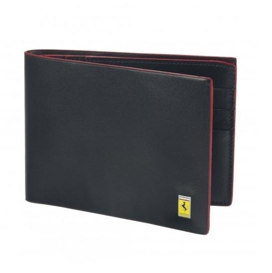 Lederen Ferrari Portemonnee