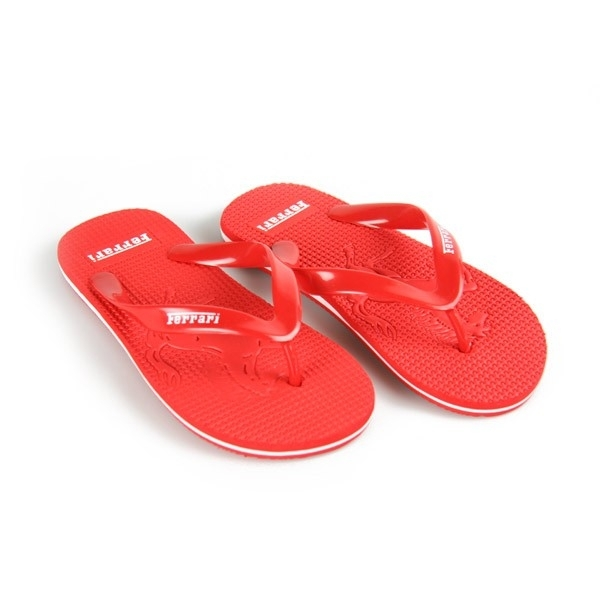 Slippers rood FE2424