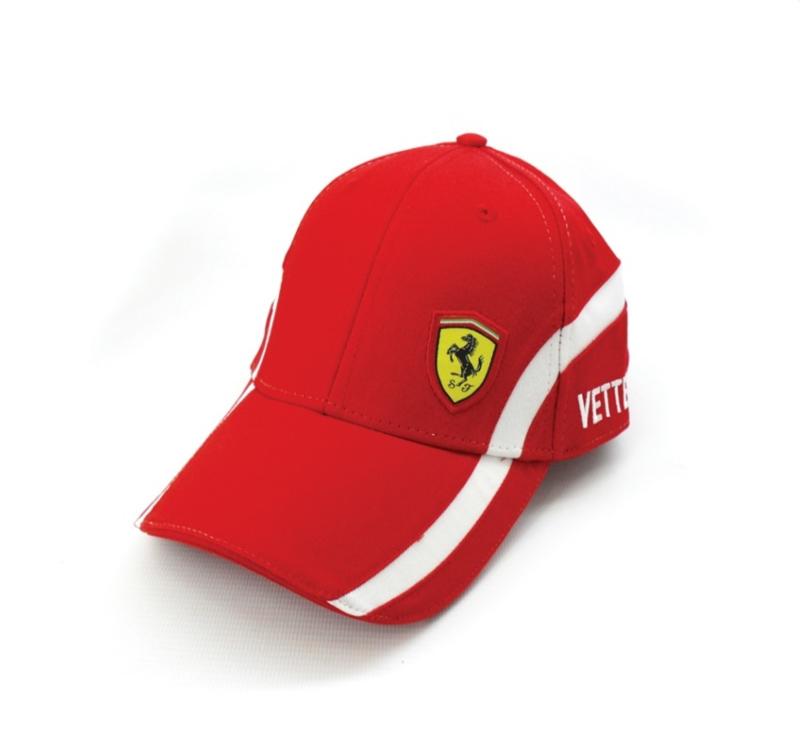 Sebastian Vettel Cap