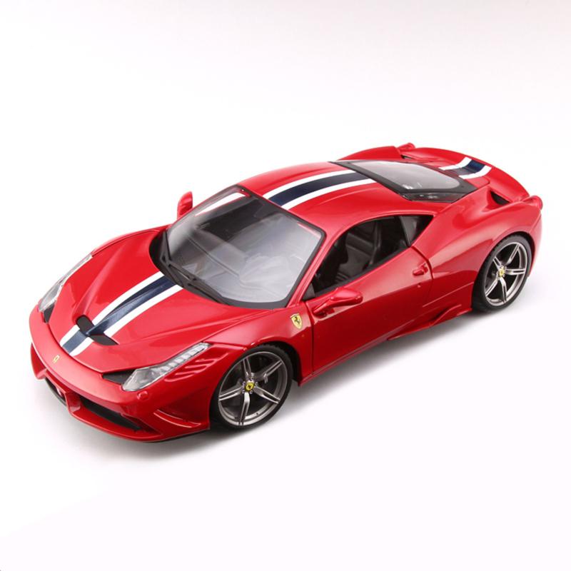 Ferrari 458 Speciale - 1:18