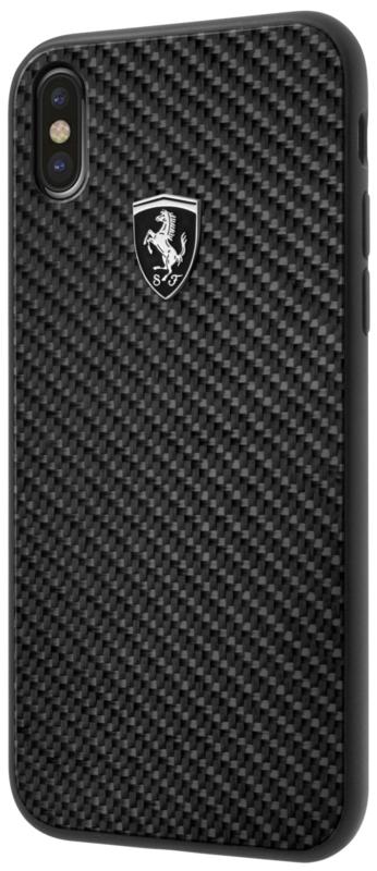 iPhone X(S) - HARDCASE  - Carbon