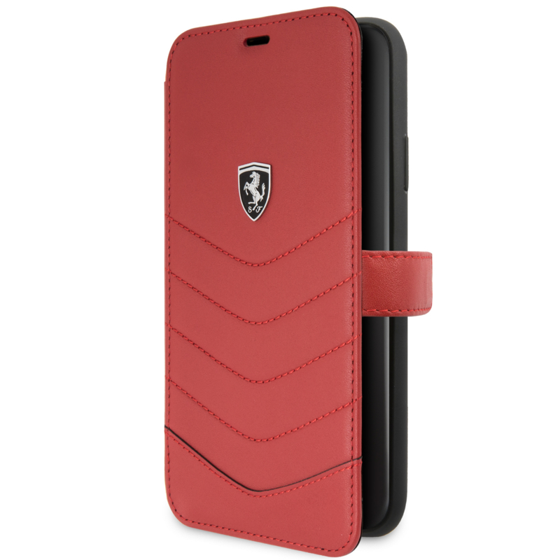 iPhone 11 PRO - BOOKTYPE  - Heritage  - Red