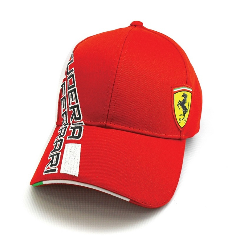 Ferrari Scuderia cap - Special edition - rood
