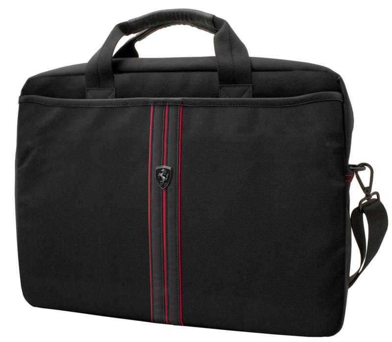 Ferrari Computer Bag Urban Collection - zwart