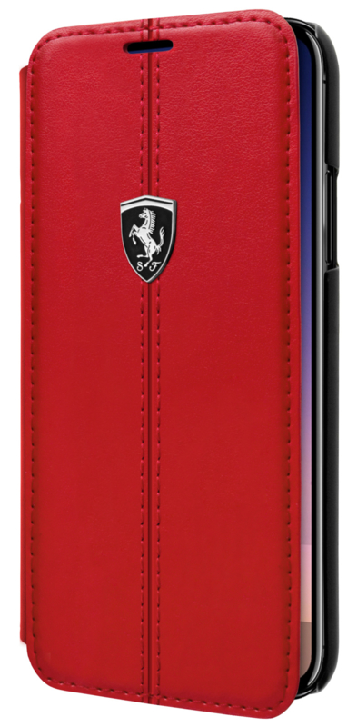 iPhone PLUS - BOOKTYPE  - Heritage - Red