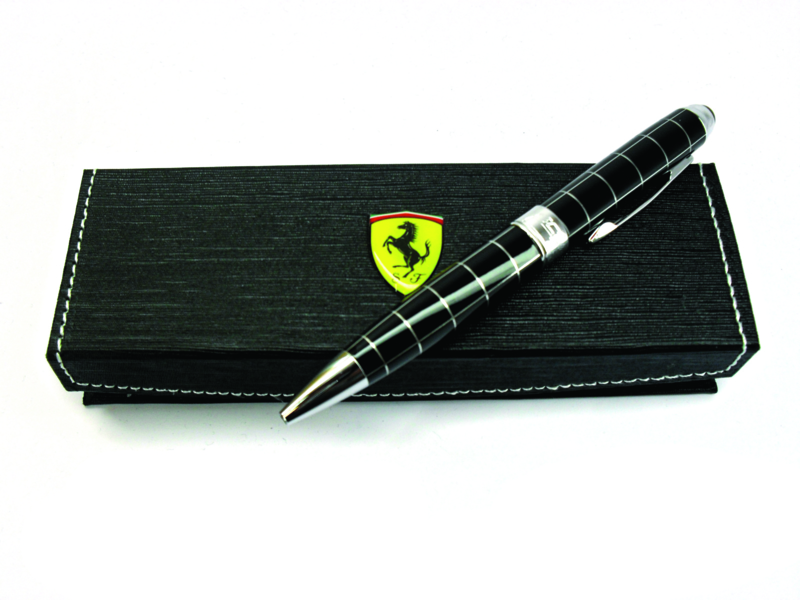 CRT059 Ferrari Balpen Elegance - zwart