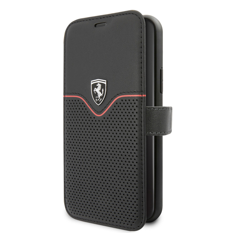 iPhone 11  - BOOKTYPE - Victory - Black