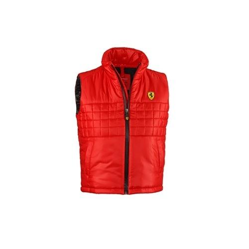 KG4 * Ferrari Kids Bodywarmer - rood