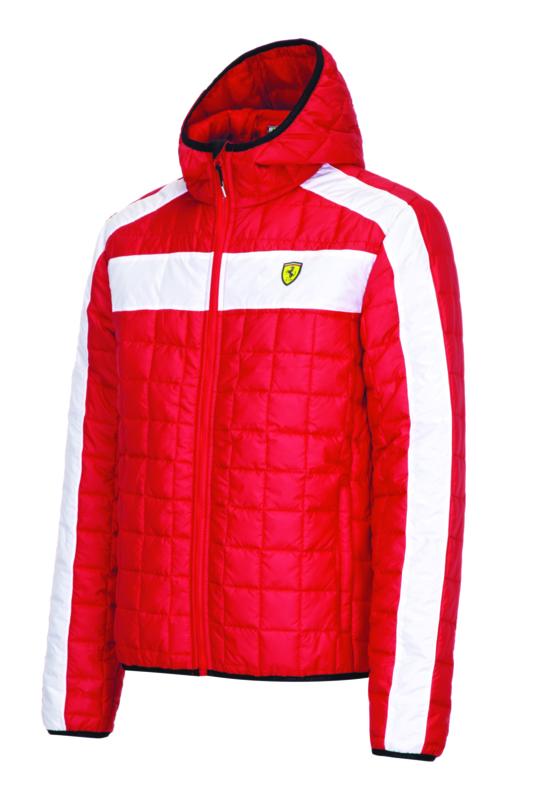 HS6 - Ferrari Padded Jacket - XXL