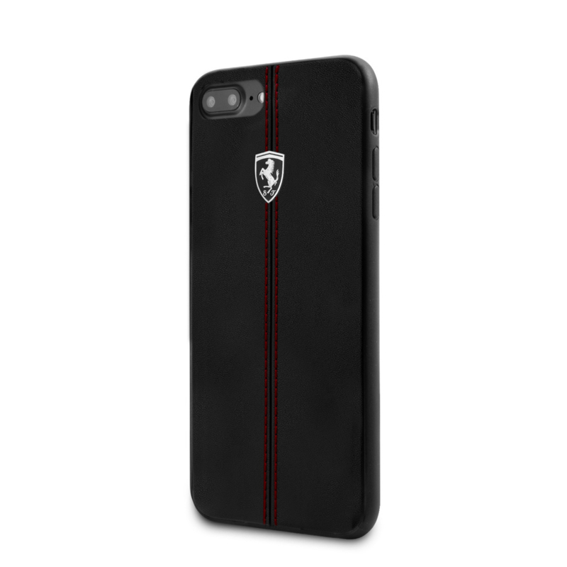 iPhone PLUS - HARDCASE  - Heritage - black
