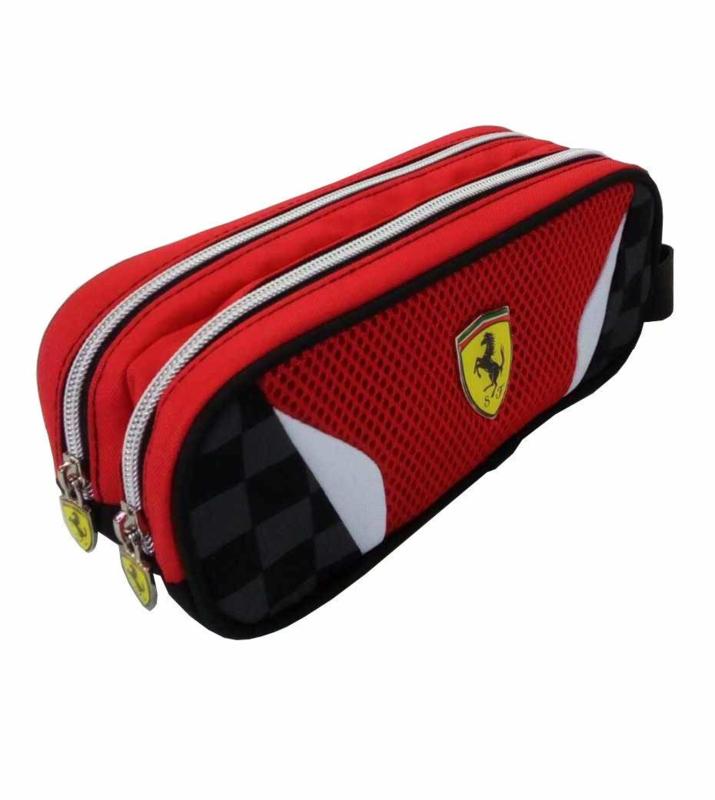 Ferrari etui F1 - dubbel