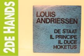 Louis Andriessen – De Staat / Il Principe / Il Duce / Hoketus (2LP) A90