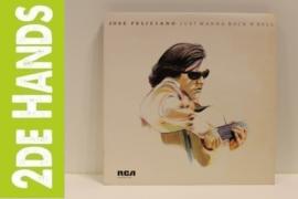 Jose Feliciano – Just Wanna Rock 'N' Roll (LP) B80
