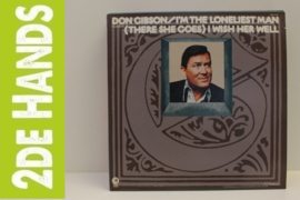 Don Gibson ‎– I Am The Loneliest Man (LP) H80