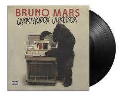 Bruno Mars – Unorthodox Jukebox (LP)