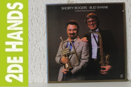 Shorty Rogers / Bud Shank ‎– Yesterday, Today And Forever (LP) A40
