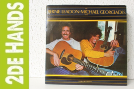 Bernie Leadon-Michael Georgiades Band ‎– Natural Progressions (LP) C40-A80