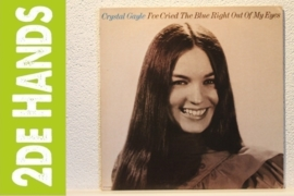 Crystal Gayle - I've Cried The Blue Right Out Of My Eyes (LP) A50