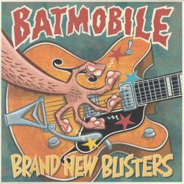 Batmobile - Brand New Blisters (LP)