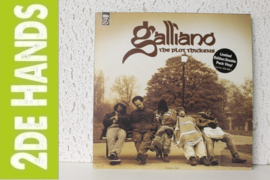 Galliano ‎– The Plot Thickens (2LP) F50