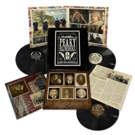 OST - Peaky Blinders (3LP)
