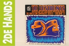 The Residents – Stars & Hank Forever! (The American Composer's Series - Volume II) (LP) B90