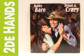 Bobby Bare ‎– Drunk And Crazy (LP) B80