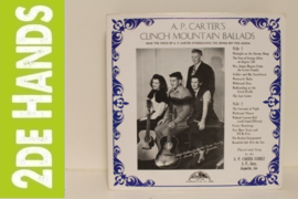 A. P. Carter ‎– A. P. Carter's Clinch Mountain Ballads (LP) B20