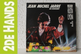 Jean Michel Jarre ‎– In Concert / Houston-Lyon (LP) D60