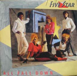 """Five Star - All Fall Down (12"""" Single) T30"""