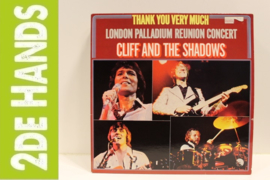 Cliff Richard And The Shadows ‎– Thank You Very Much - London Palladium Reunion Concert  (LP) D10