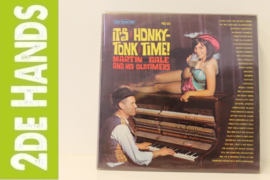 Martin Gale And His Oldtimers – It's Honky Tonk Time! (LP) F40