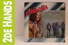 Atlantis ‎– It's Getting Better (LP) F10