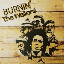 Bob Marley & The Wailers – Burnin' (LP)