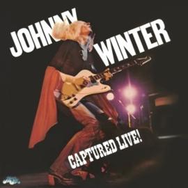 Johnny Winter- Captured Live (LP)