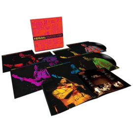 Jimi Hendrix – Songs For Groovy Children (The Fillmore East Concerts) (8LP BOX SET)