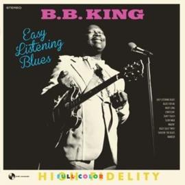 B.B. King - Easy Listening Blues (LP)