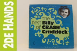 Billy Crash Craddock – The Best Of Billy Crash Craddock (LP) L10