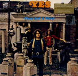 Yes ‎– Time And A Word (LP)