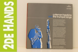 Coleman Hawkins ‎– Coleman Hawkins & The Trumpet Kings (LP) K40