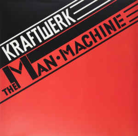 Kraftwerk ‎– The Man-Machine  (LP)