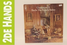 Bach - Glenn Gould ‎– The French Suites (LP) A60