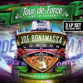Joe Bonamassa - Tour De Force - Shepherd's Bush Empire (3LP)