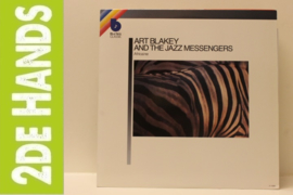 Art Blakey And The Jazz Messengers ‎– Africaine (LP) D10