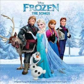 OST - Frozen (The Songs) (LP)