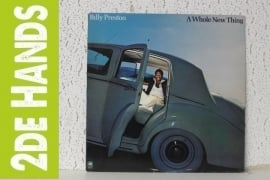 Billy Preston ‎– A Whole New Thing (LP) D90